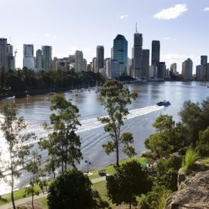 Brisbane ranked 3rd most visited City