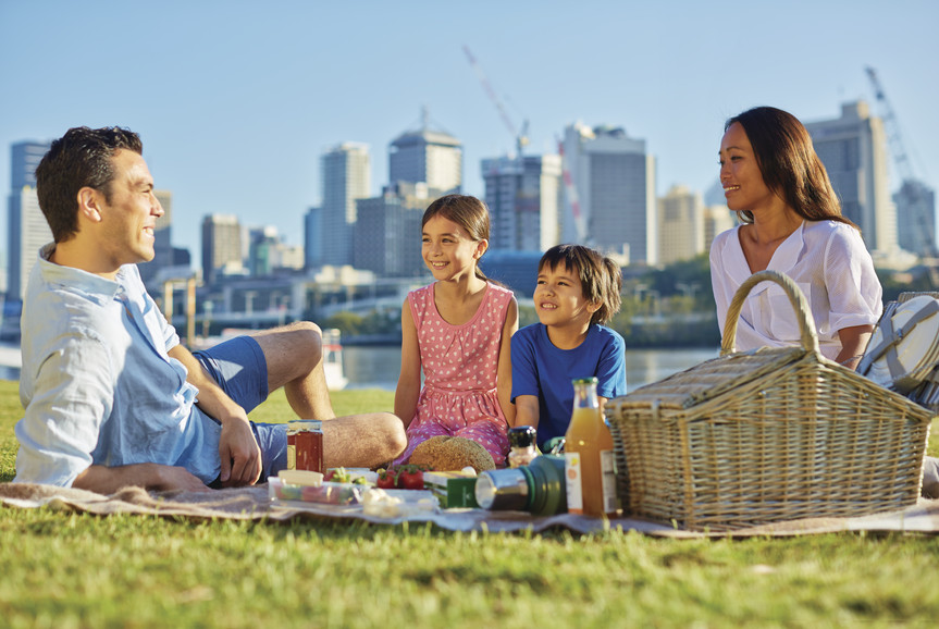 Brisbane Family Holiday