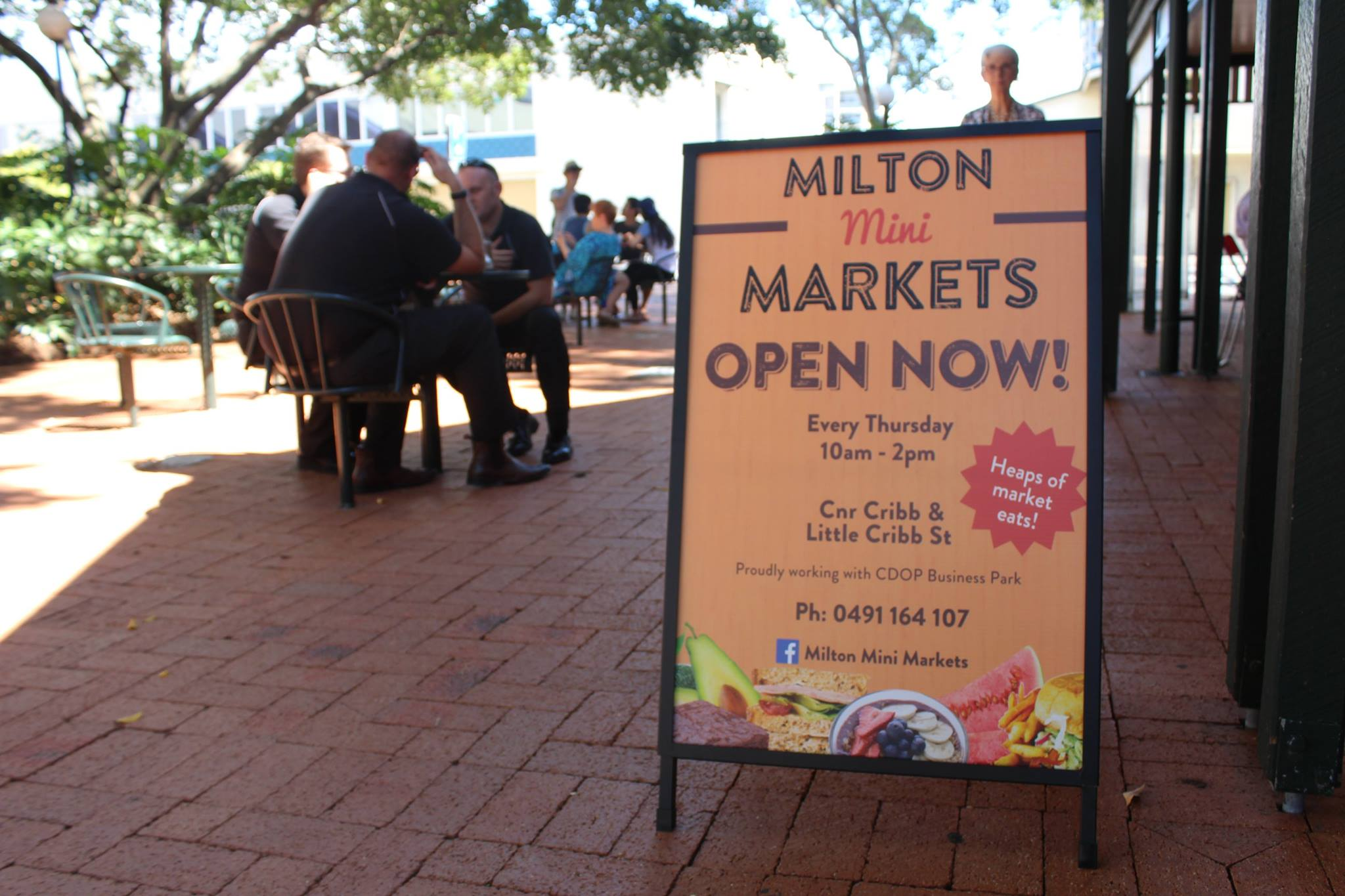 Milton Mini Markets