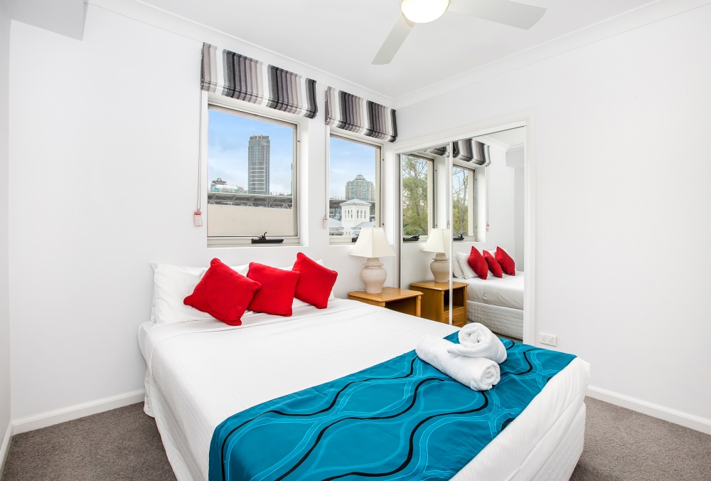 cheap Brisbane CBD accommodation