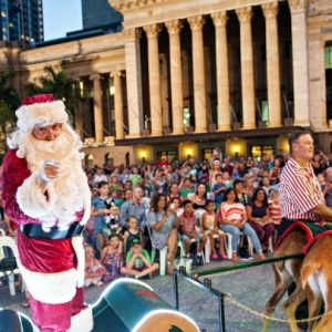 5 Christmas events in Brisbane that kids will love!