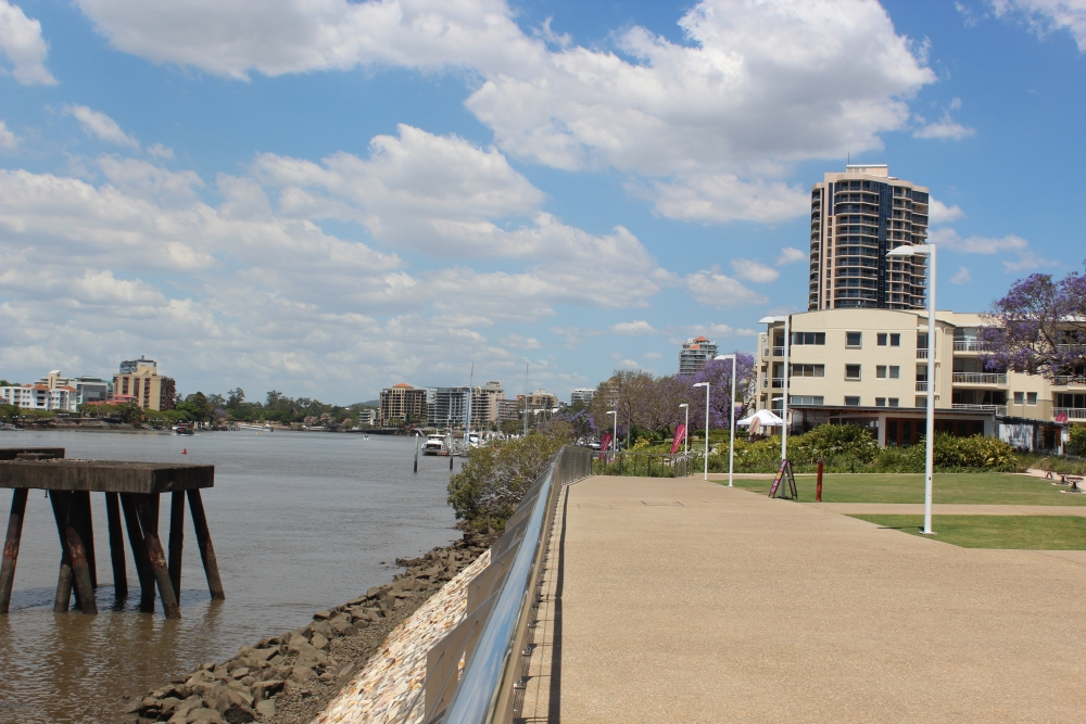 Bridgewater Terraces at Kangaroo Point