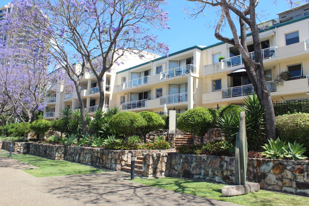 Bridgewater Terraces, Kangaroo Point