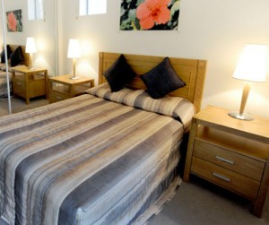 Book a serviced apartment