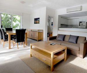 Serviced apartments in Brisbane