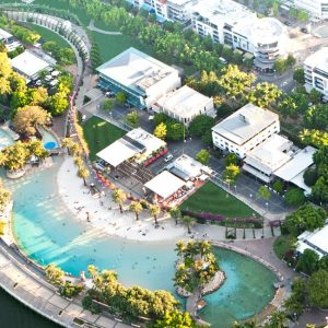 Accommodation near Brisbane South Bank that doesn't cost a fortune